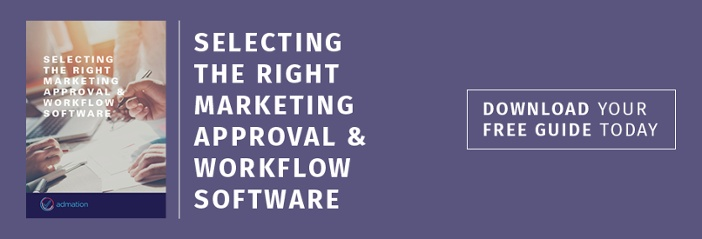 Select the Right Marketing Approval Workflow