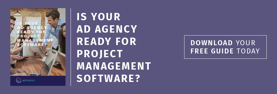 Is your ad agency ready for project management software?